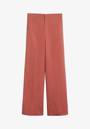 LYNDA - Spodnie materiałowe - pamelmuse