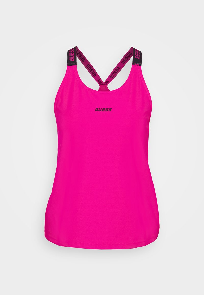 Guess - TANK - Top - jealous pink