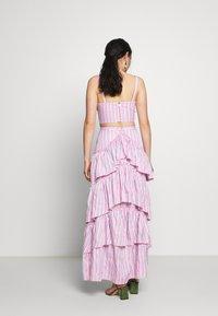 Mossman - THE LALITO SKIRT - Maxi skirt - stripe - 2