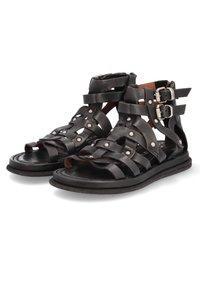 A.S.98 - Sandals - nero - 2
