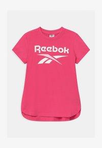 Reebok - CLASSIC - Triko spotiskem - shock pink - 0
