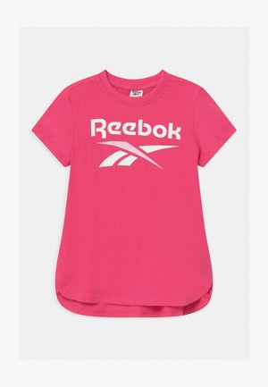 CLASSIC - T-shirts med print - shock pink