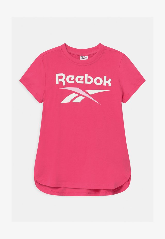 CLASSIC - T-shirt con stampa - shock pink
