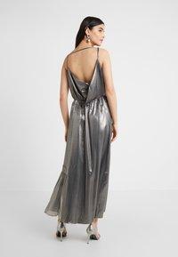 Three Floor - BOUVIER DRESS - Ballkjole - silver - 2
