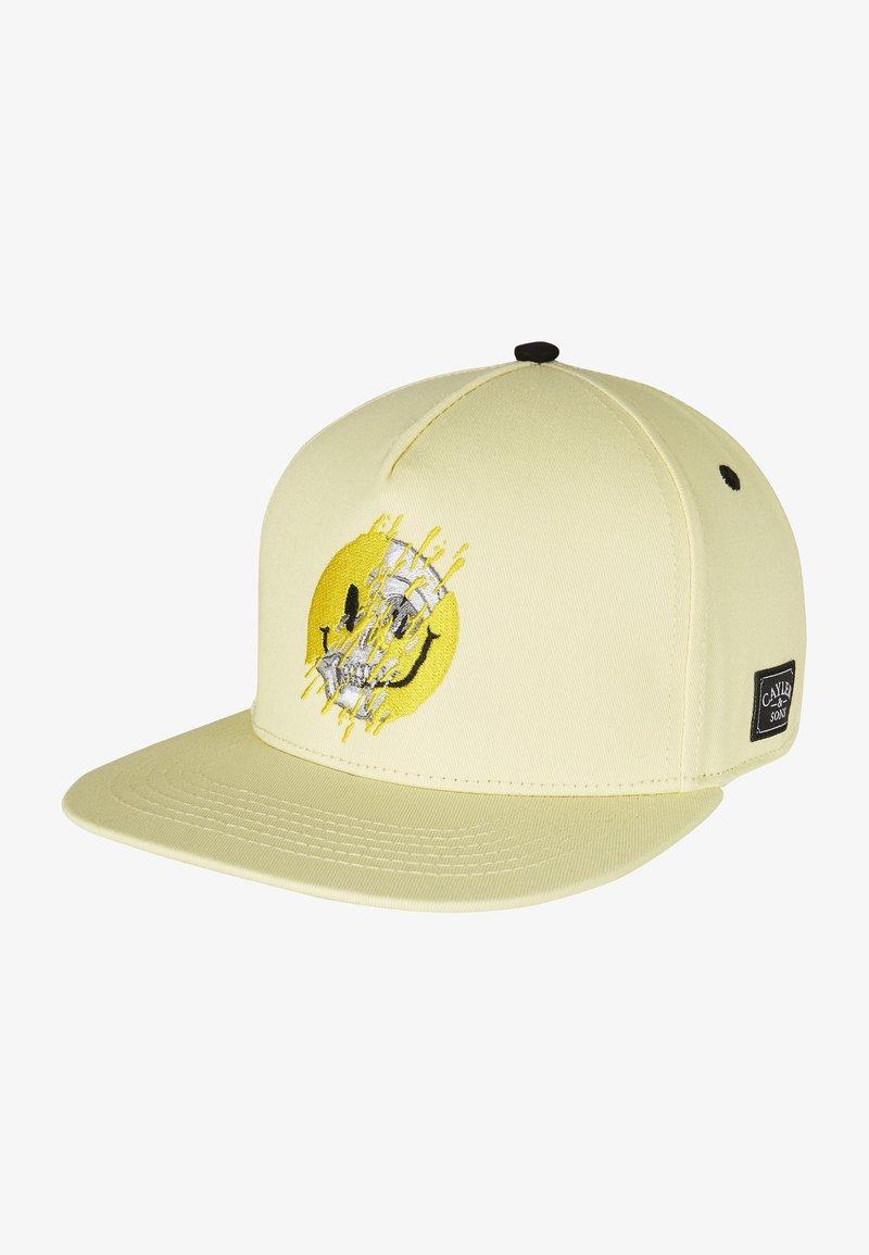 Cayler & Sons - Cap - yellow/mc