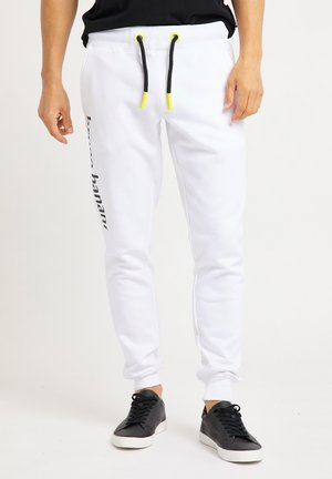 Tracksuit bottoms - weiß