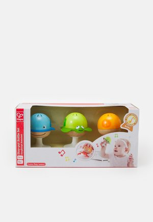SEA ANIMALS RATTLE SET - Vauvan lelu - multi
