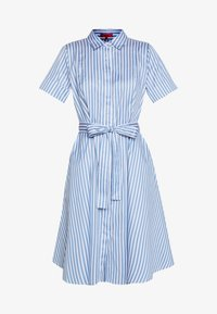 HUGO - EKALIANA - Shirt dress - light/pastel blue - 4