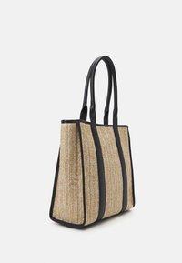 Even&Odd - Tote bag - beige/black - 1