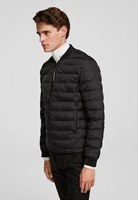 KARL LAGERFELD - Winter jacket - black - 3