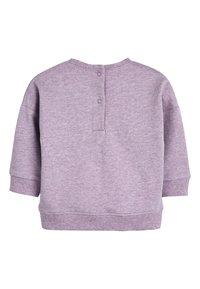 Next - LILAC CHARACTER SWEAT TOP AND LEGGINGS SET (0MTHS-2YRS) - Sweatshirt - purple - 3