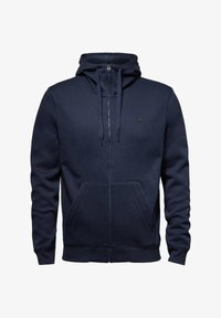 G-Star - PREMIUM BASIC HOODED ZIP - Zip-up hoodie - sartho blue - 5
