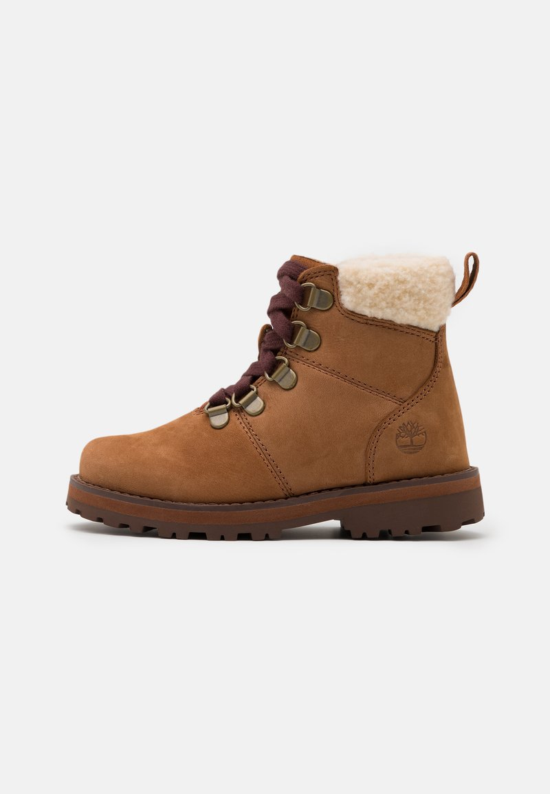 Timberland - COURMA KID UNISEX - Lace-up ankle boots - rust