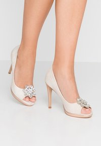 Lulipa London - DULCE - Peeptoe heels - blush - 0