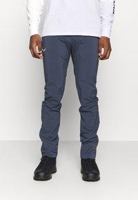 Salewa - PEDROC - Pantalon classique - ombre blue - 0