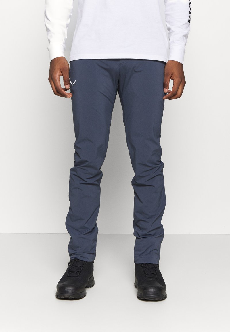Salewa - PEDROC - Pantalon classique - ombre blue