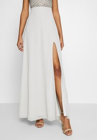 Lace & Beads - MARIELLE  - Occasion wear - light grey - 5