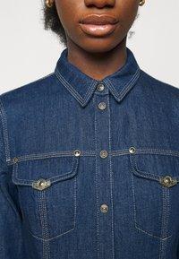 Versace Jeans Couture - LADY - Button-down blouse - indigo - 6