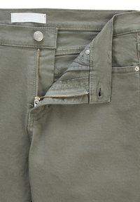 BOSS - Slim fit jeans - dark green - 5