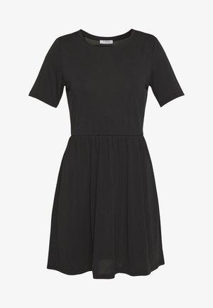 PCKAMALA - Jersey dress - black