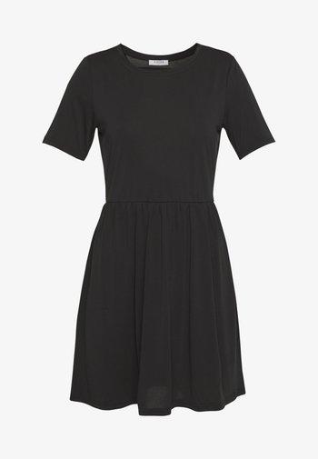 PCKAMALA - Jerseyklänning - black