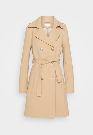 Trenchcoat - triking beige