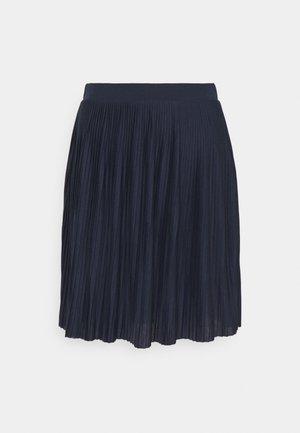 VIPLISS SKIRT - Pleated skirt - navy blazer