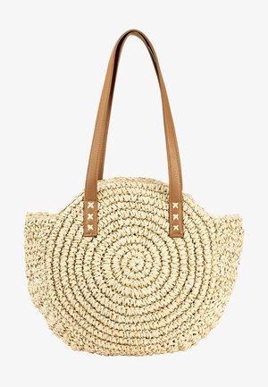 Handtasche - natur