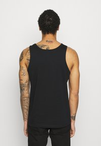 Quiksilver - FADING OUT TANK - Top - black - 2