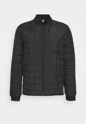 HMLLUKE - Training jacket - black
