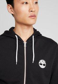 Timberland - ZIP HOODIE - Zip-up hoodie - black - 5