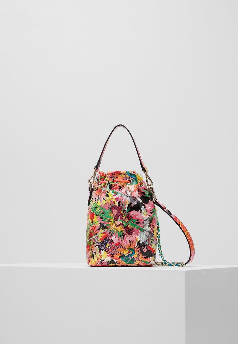 Desigual - DESIGNED BY MARIA ESCOTÉ: - Handbag - red