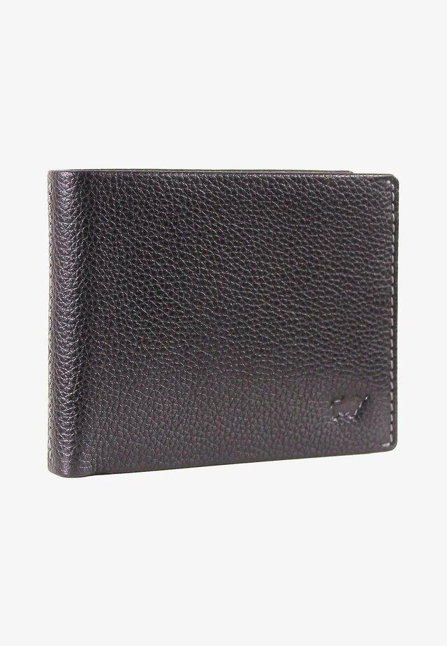 MIT RFID-SCHUTZ - Wallet - black