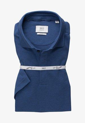 Polo shirt - jeansblau