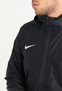Nike Performance - ACADEMY18 - Impermeable - black/black/white - 4