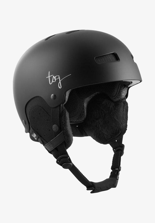 Helm - satin black