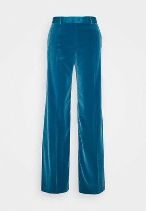 TROUSERS - Trousers - blue