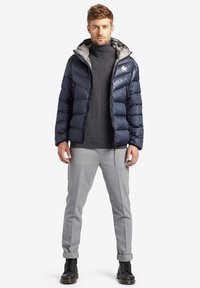 khujo - MART - Winter jacket - dark blue - 1