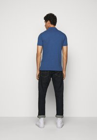 Polo Ralph Lauren - SLIM FIT MESH POLO SHIRT - Koszulka polo - royal heather - 2