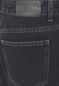 CLOSED - PEDAL TWIST - Straight leg jeans - dark grey - 2