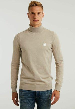 LEONARD - Jumper - light brown
