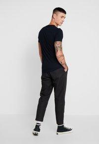 AllSaints - TONIC CREW - Basic T-shirt - ink navy - 2