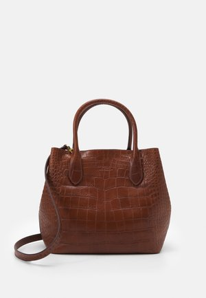 CROC OPEN TOTE - Kabelka - cuoio