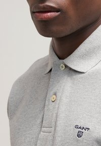GANT - THE SUMMER - Polo shirt - silber - 4
