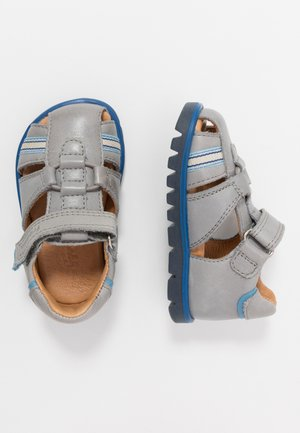 KEKO MEDIUM FIT - Baby shoes - light grey