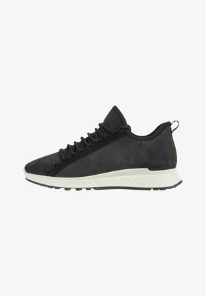 ST.1 W - Trainers - black/black