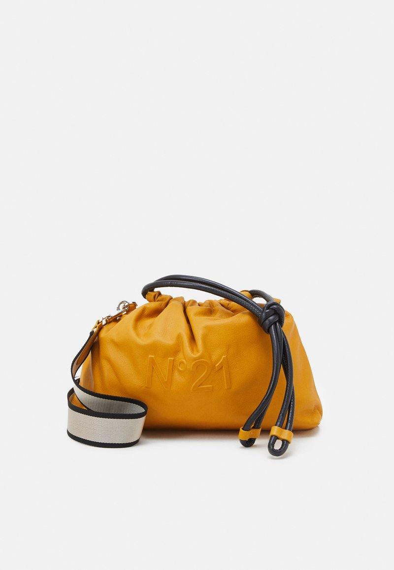 N°21 - COULISSE EVA - Handbag - yellow