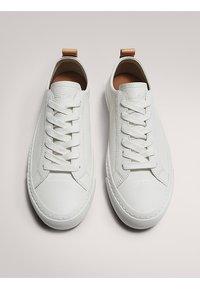 Massimo Dutti - Baskets basses - white - 2