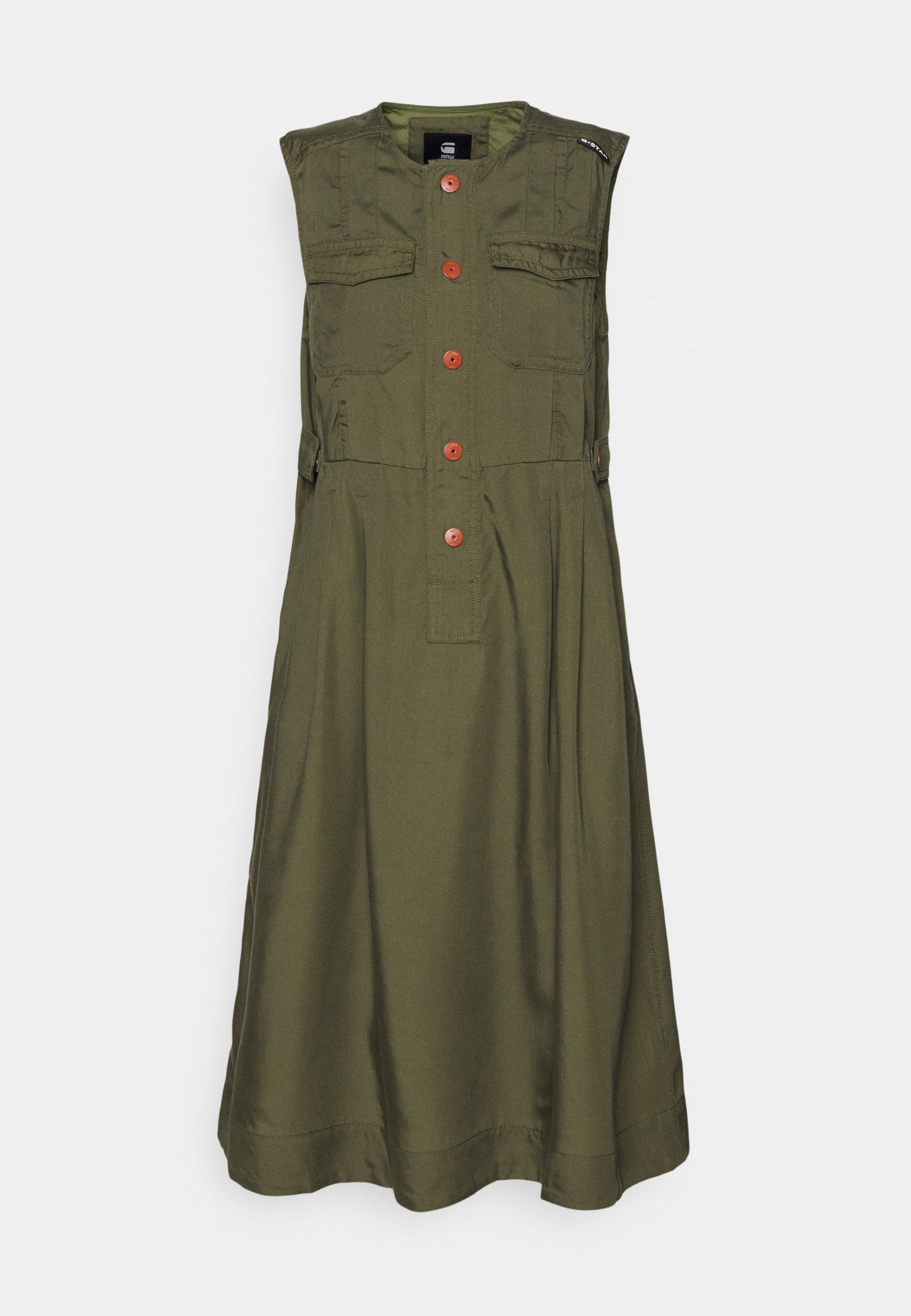 Damen FIT AND FLARE DRESS - Freizeitkleid
