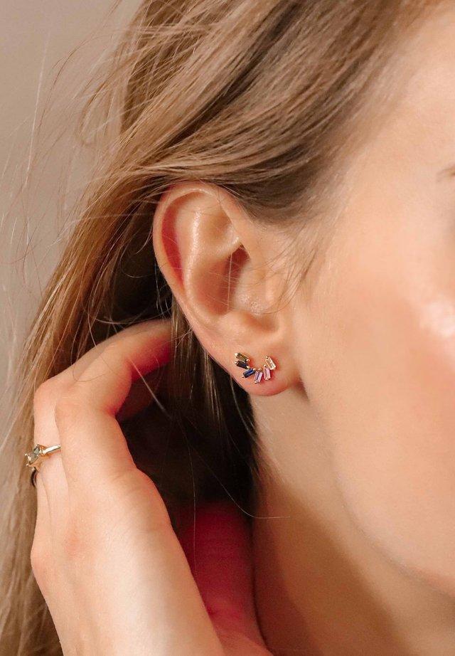 Earrings - plata